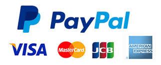 PAYPALとクレジットカードの支払い
