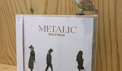 METALIC 『Mass of Masses』マスタリング