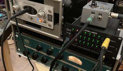 モータウンのレコーディングシステム WolfBox